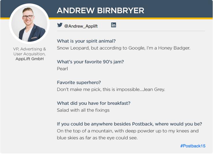 Andrew Birnbryer_Postback