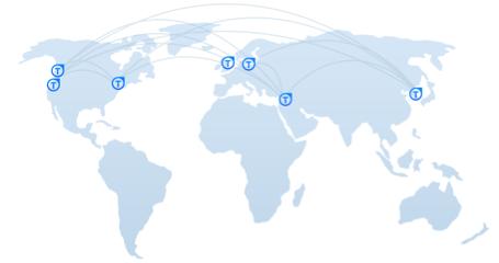 Japan Tracking Server