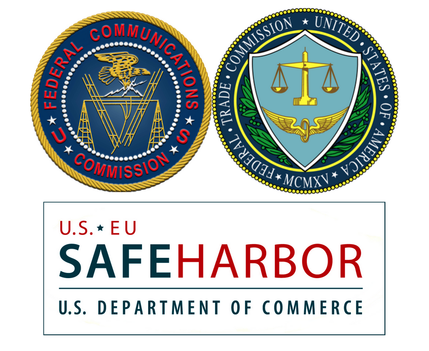 Privacy seals FCC FTC Safe Harbor