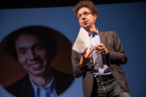 """I can only be replaced by a machine if I'm not human."" —Malcolm Gladwell"