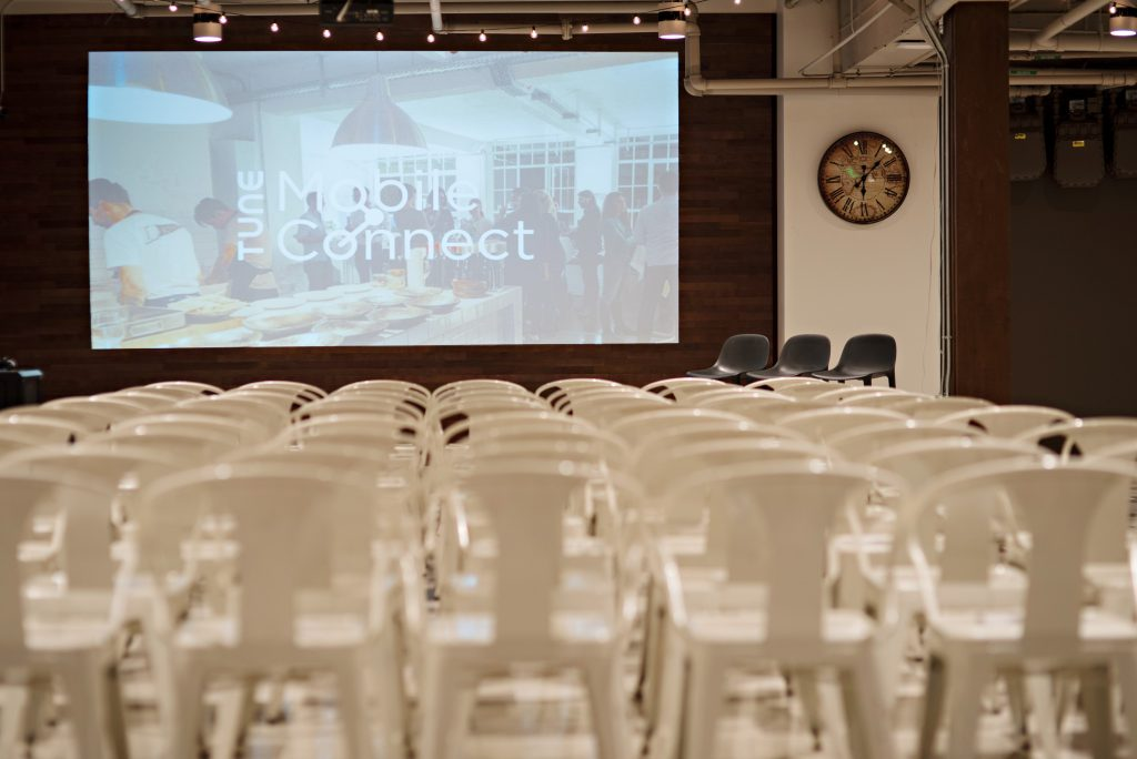tune, seattle, event space, mobile connect, mobile marketing, networking
