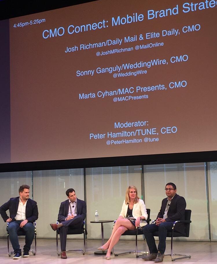 M1 Summit CMO Panel