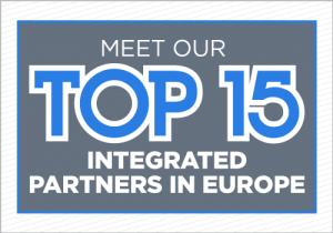 MAT Top 15 - Europe