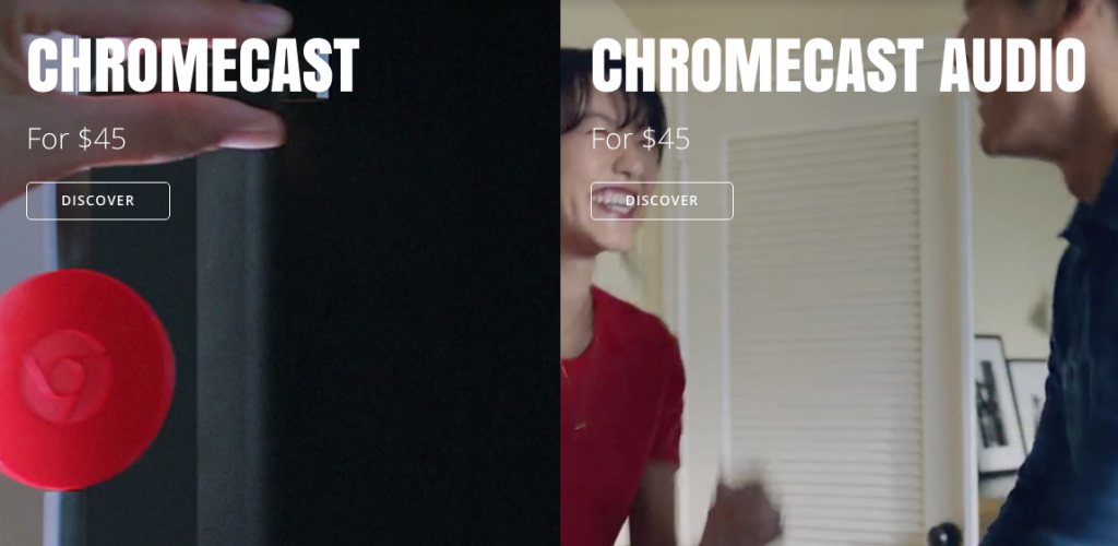Google's Chromcast