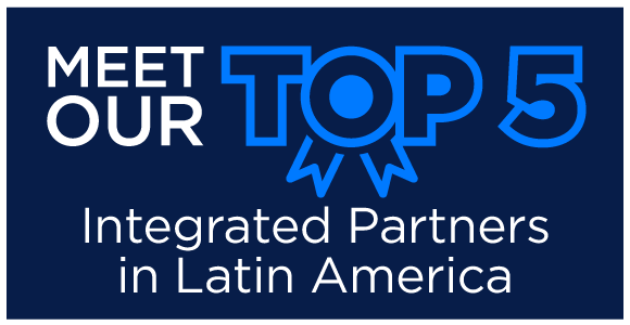 TUNE - Top 5 Integrated Partners - Latin America
