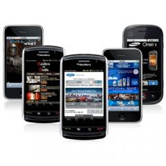 mobile advertising phones