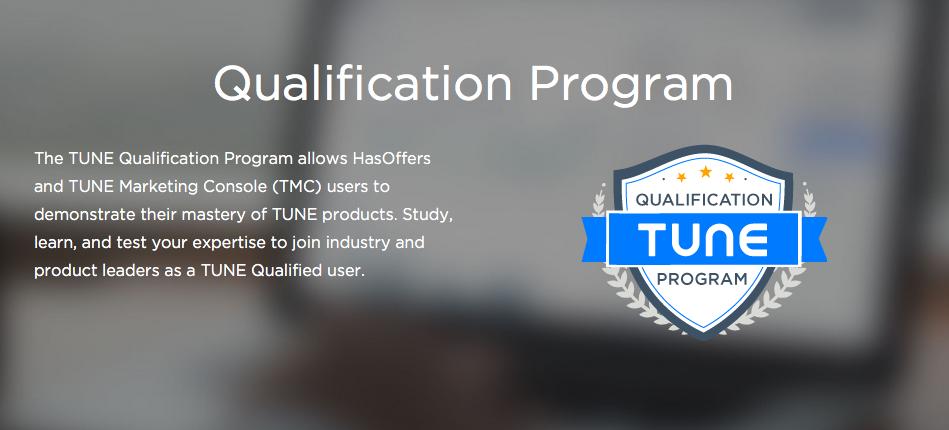 tune qualification program
